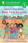 Bradford Street Buddies: Block Party Surprise (Green Light Readers Level 3) Cover Image