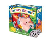 Nursery Rhymes: Book and Toy Gift Set (Baby Boxsets) Cover Image