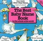 The Best Baby Name Book in the Whole Wide World Cover Image