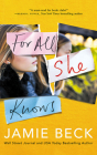 For All She Knows Cover Image