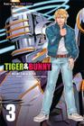 Tiger & Bunny, Vol. 3 Cover Image