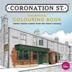 Coronation Street Coloring Book Cover Image