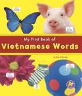 My First Book of Vietnamese Words (A+ Books: Bilingual Picture Dictionaries) Cover Image