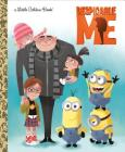 Despicable Me Little Golden Book Cover Image
