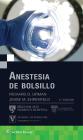 Anestesia de bolsillo (Pocket Notebook Series) Cover Image