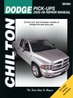 Dodge Pick-Ups, 2002-2008 Cover Image