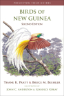 Birds of New Guinea (Princeton Field Guides #97) Cover Image