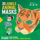 3D Jungle Animal Masks Cover Image