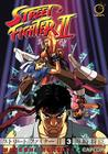 Street Fighter II, Volume 3 Cover Image