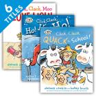 Doreen Cronin: Click, Clack and More Set 2 (Set) Cover Image