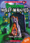 Trick or Trap (Goosebumps Most Wanted Special Edition #3) Cover Image