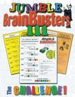 Jumble® BrainBusters III: The Challenge! (Jumbles® #3) Cover Image