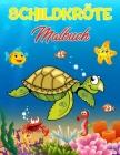 Schildkröte Malbuch: 40 Einzigartige Illustrationen zum Ausmalen, wunderbares Schildkrötenbuch für Teenager, Jungen und Kinder, tolles Schi Cover Image