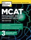 MCAT Psychology and Sociology Review, 3rd Edition: Complete Behavioral Sciences Content Review + Practice Tests (Graduate School Test Preparation) Cover Image
