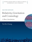 Relativity, Gravitation and Cosmology: A Basic Introduction Cover Image