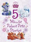Palace Pets 5-Minute Palace Pets Stories Cover Image