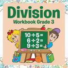 Division Workbook Grade 3 Cover Image