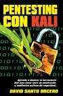 Pentesting Con Kali Cover Image