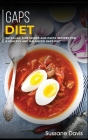 Gaps Diet: 40+Salad, Side dishes and pasta recipes for a healthy and balanced GAPS diet Cover Image