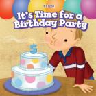 It's Time for a Birthday Party Cover Image