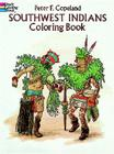 Southwest Indians Coloring Book (Dover History Coloring Book) Cover Image
