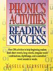 Phonics Activities for Reading Success Cover Image