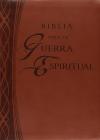 Biblia Para la Guerra Espiritual-Rvr 1960 Cover Image