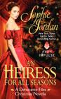An Heiress for All Seasons: A Debutante Files Christmas Novella Cover Image