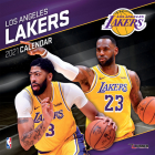 Los Angeles Lakers 2021 12x12 Team Wall Calendar Cover Image