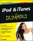 iPod and iTunes for Dummies Cover Image