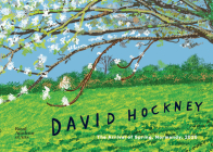 David Hockney: The Arrival of Spring in Normandy, 2020 Cover Image