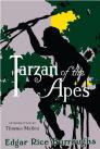 Tarzan of the Apes: A Library of America Special Publication Cover Image