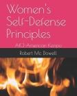 Women's Self-Defense Principles: AKJ-American Kenpo Cover Image