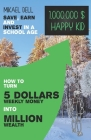 How to turn 5 dollars weekly money into million wealth Cover Image