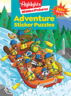Adventure Puzzles (Highlights Sticker Hidden Pictures) Cover Image