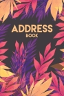 Address Book Small: A Mini Contact Book for Track and Record Over 400+ Addresses and Names Cover Image