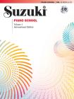 Suzuki Piano School, Vol 1: Book & CD Cover Image