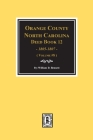Orange County, North Carolina Deed Books 12, 1805-1807. (Volume #8) Cover Image