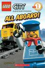 LEGO City: All Aboard! (Level 1) Cover Image