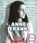 Anne Frank: A Life In Hiding (Rookie Biographies) Cover Image