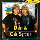 Dylan & Cole Sprouse (Kid Stars! (Library)) Cover Image
