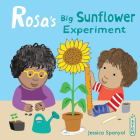 Rosa's Big Sunflower Experiment Cover Image