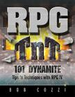 RPG TnT: 101 Dynamite Tips 'n Techniques with RPG IV Cover Image