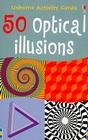50 Optical Illusions Cover Image