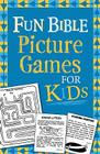 Fun Bible Picture Games for Kids Cover Image