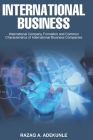 International Business: International Company Formation and Common Characteristics of International Business Companies Cover Image