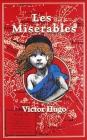 Les Misérables (Leather-bound Classics) Cover Image