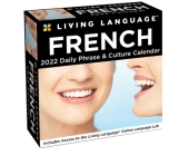Living Language: French 2022 Day-to-Day Calendar Cover Image