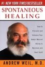 Spontaneous Healing Cover Image