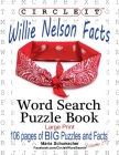 Circle It, Willie Nelson Facts, Word Search, Puzzle Book Cover Image